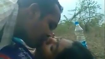 Desi Outdoor Sex In Jungle